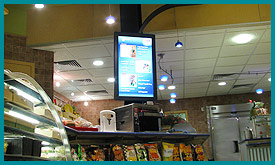 Penn State Digital Menu Boards