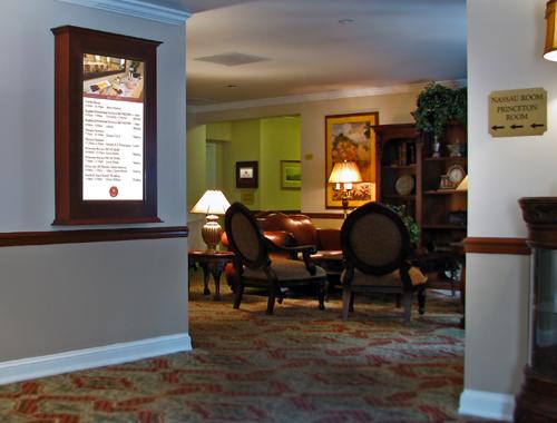 Nassau Inn Readerboards