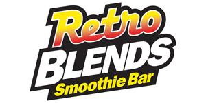 Retro Blends Logo