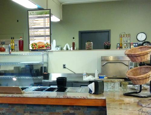 Ski Roundtop Food Court
