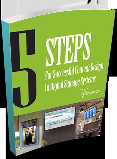Free digital signage content ebook