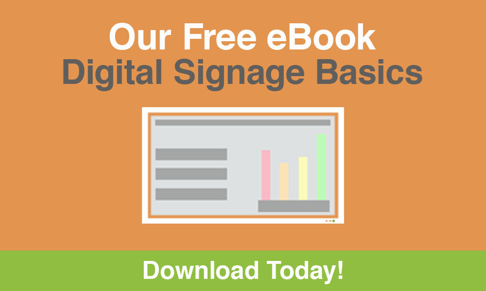Inside Information on Digital Signage – Get the Basics with the Latest Noventri eBook