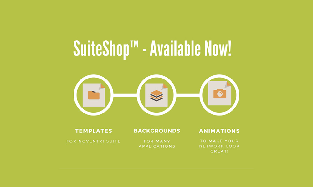 Announcing SuiteShop™- A Major Update For Noventri Suite